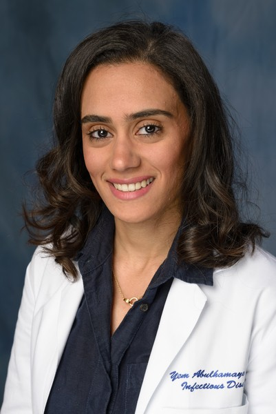 Yem Abulhamayel, Infectious Diseases Fellow